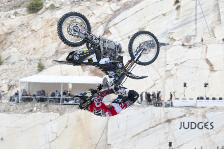 RED BULL X FIGHTERS Athens_2015