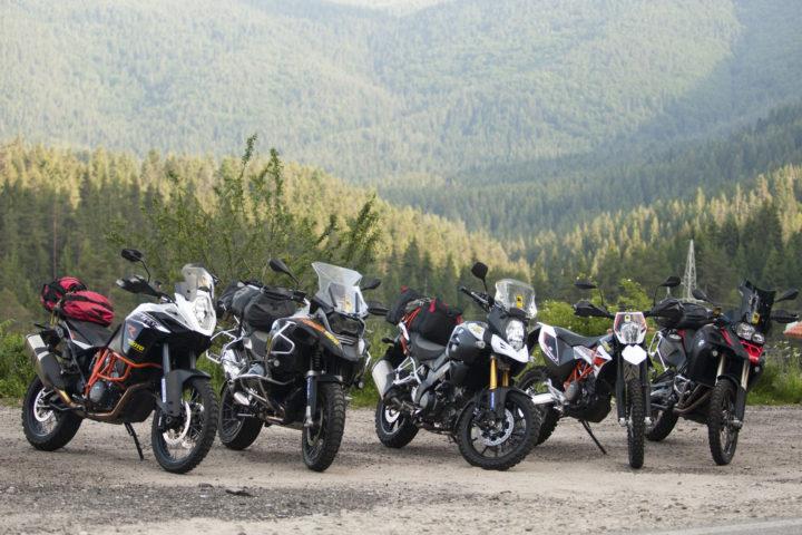 Mega Test 2014 Moto magazine